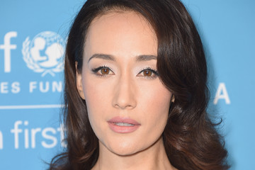 Maggie Q 12th Annual UNICEF Snowflake Ball