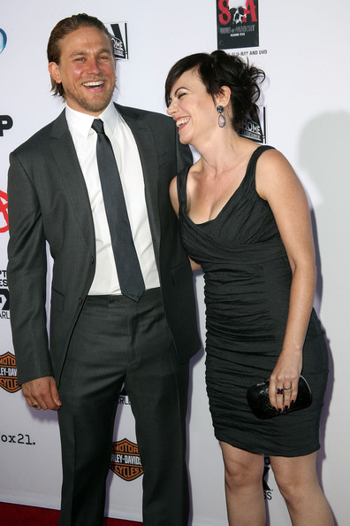 Premiere Of FX s  quot Sons Of Anarchy quot  Season 6 - ArrivalsMaggie Siff Sons Of Anarchy Season 6