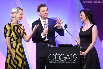 Maggie Siff 19th CDGA (Costume Designers Guild Awards) - Show And Audience
