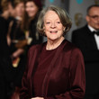 Maggie Smith EE British Academy Film Awards - Red Carpet Arrivals