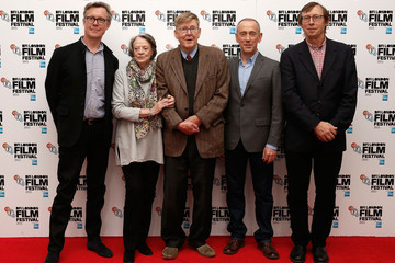 Maggie Smith 'The Lady in the Van' - Photocall - BFI London Film Festival