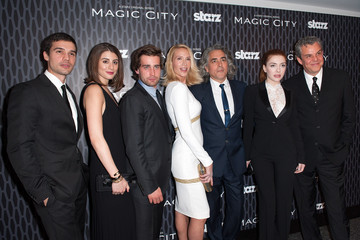 "Steven Strait ""Magic City"" New York Screening"
