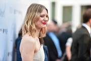 """Mia Wasikowska attends the premiere of Magnolia Pictures' """"Damsel"""" at ArcLight Hollywood on June 13, 2018 in Hollywood, California."""