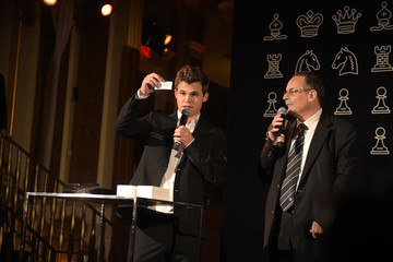 Magnus Carlsen 2016 Gala Opening for World Chess Championship