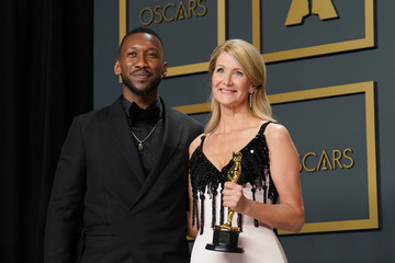 Mahershala Ali 92nd Annual Academy Awards - Press Room