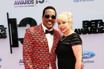 Mahin Wilson Arrivals at the BET Awards
