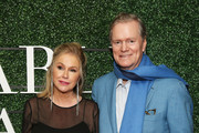 Kathy Hilton and Rick Hilton attend Maison de Mode hosts 3rd Annual Sustainable Style Awards held at 1 Hotel West Hollywood on February 08, 2020 in West Hollywood, California.
