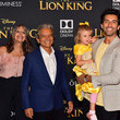 Maiya Grace Baldoni Premiere Of Disney's 'The Lion King' - Arrivals