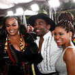 Major BET Presents The 51st NAACP Image Awards - Red Carpet