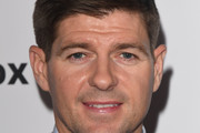 Steven Gerrard attends the World Premiere of 'Make Us Dream' at The Curzon Mayfair on November 14, 2018 in London, England.