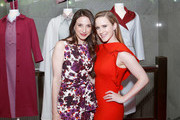 Marin Hinkle and Rachel Brosnahan attend the Making Maisel Marvelous featuring Amazon Prime Original The Marvelous Mrs. Maisel at The Paley Center for Media on August 10, 2019 in New York City.
