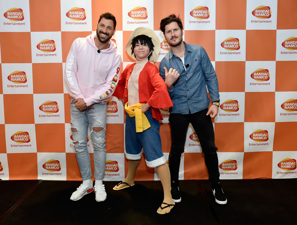 Maksim And Valentin Chmerkovskiy Of 'Dancing With The Stars' Fame Celebrate 1st Anniversary Of One Piece Thousand Storm