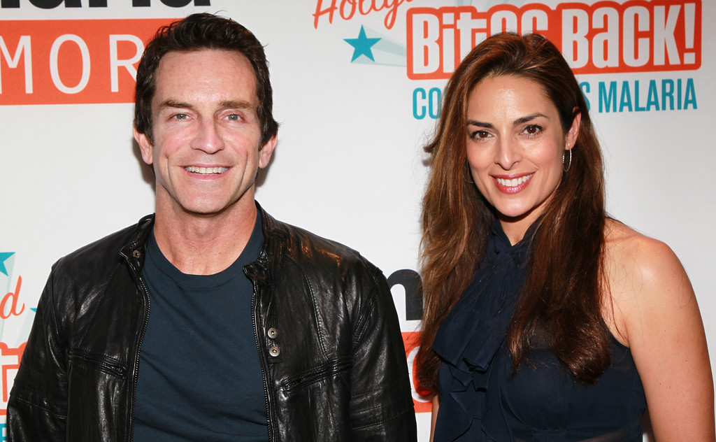 Jeff Probst Lisa Ann Russell Pictures, Photos & Images - Zimbio