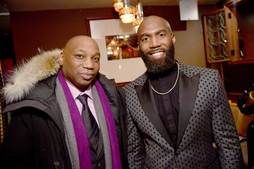 Malcolm Jenkins Special Screening Of 'College Behind Bars' At The Apollo Theater