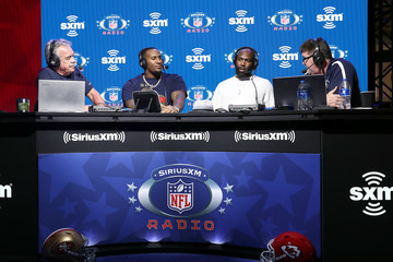 Malcolm Jenkins SiriusXM At Super Bowl LIV - Day 3