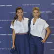 Malena Costa Rafael Nadal Ambassador of Tommy Hilfiger in Madrid