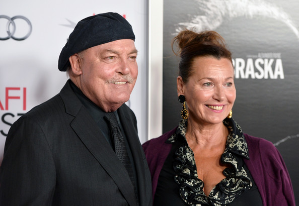 Stacy Keach with beautiful, Single