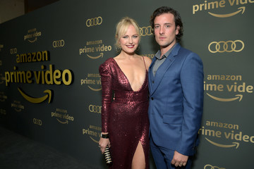 Malin Akerman Amazon Prime Video's Golden Globe Awards After Party - Red Carpet