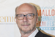 Screenwriter, producer and director of film and television Paul Haggis attends the opening night of the Mallorca International Film Festival 2017 on October 26, 2017 in Palma de Mallorca, Spain.