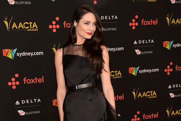 Mallory Jansen 7th AACTA International Awards - Arrivals