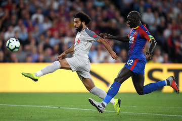 Mamadou Sakho Crystal Palace vs. Liverpool FC - Premier League