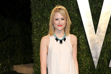 Mamie Gummer 2013 Vanity Fair Oscar Party Hosted By Graydon Carter - Arrivals