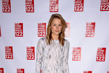 Mamie Gummer Performance Space 122 2015 Spring Gala Honoring Claire Danes