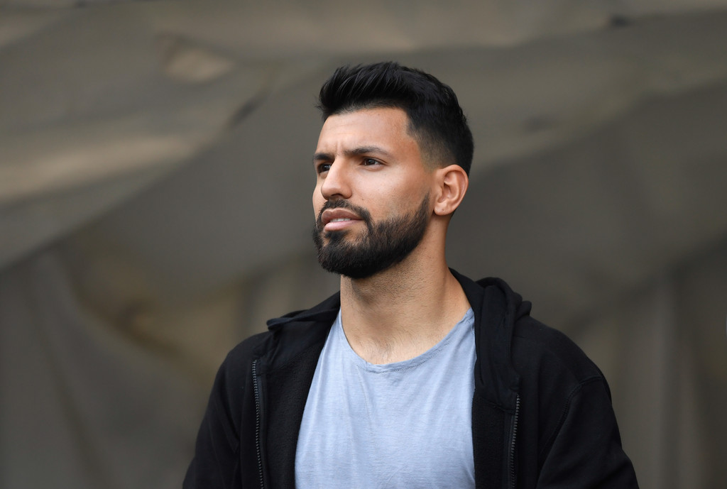 Sergio Aguero Pictures Photos Images Zimbio - Aguero haircut name