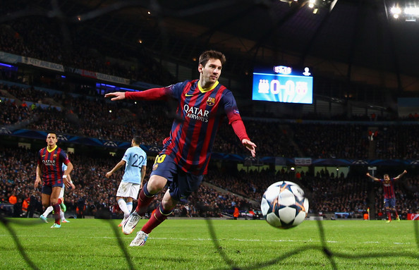 Messi, the first player ever to … – My Heart Beats Football