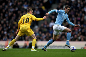 Neil Bishop Manchester City v Notts County - FA Cup 4th Round Replay