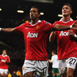 Luis Nani and Federico Macheda Photos