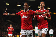Luis Nani and Federico Macheda Photos Photo
