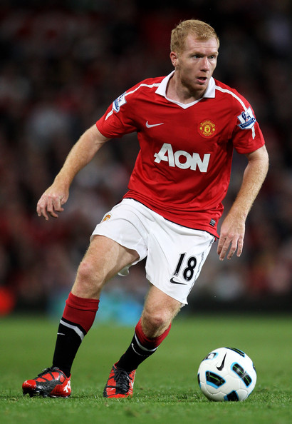 Paul Scholes - Look out for the 'quiet' ones