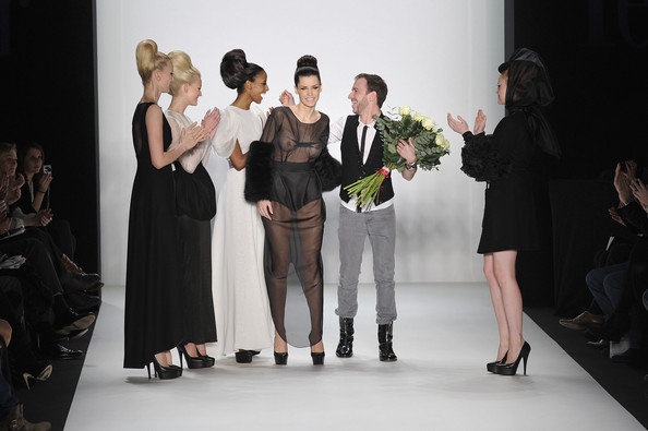 Stephan Pelger Show - Mercedes Benz Fashion Week Autumn/Winter 2011