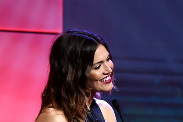 Mandy Moore The 42nd Annual Gracie Awards - Inside
