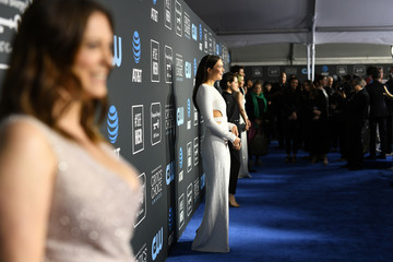 Mandy Moore The 24th Annual Critics' Choice Awards - Red Carpet