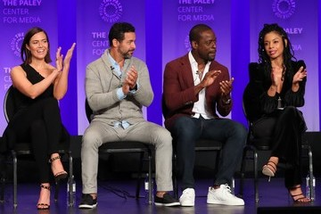 Mandy Moore Sterling K. Brown The Paley Center For Media's 2019 PaleyFest LA - 'This Is Us'