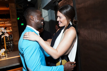 Mandy Moore Sterling K. Brown NBC And Universal EMMY Nominee Celebration - Inside