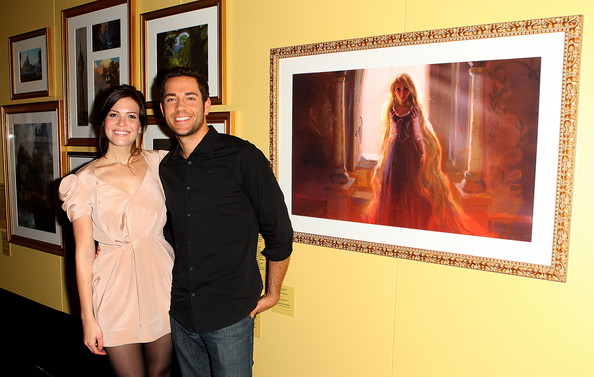"Mandy Moore Promotes ""Tangled"" In Melbourne"