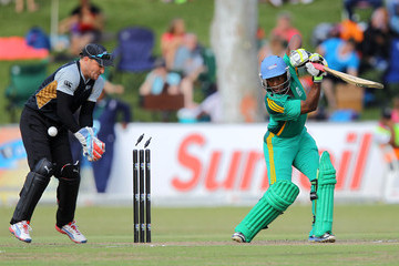 Mangaliso Mosehle South Africa A v New Zealand - T20 Tour Match