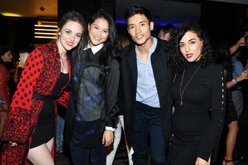 Manny Jacinto Entertainment Weekly Hosts Its Annual Comic-Con Bash - Inside