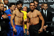 Manny Pacquiao and Juan Manuel Marquez Photos Photo