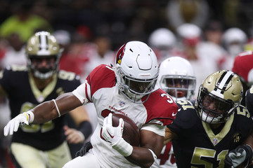 Manti Teo Arizona Cardinals vs. New Orleans Saints
