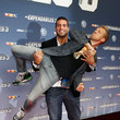 Manuel Charr 'The Expendables 3' Premieres in Cologne