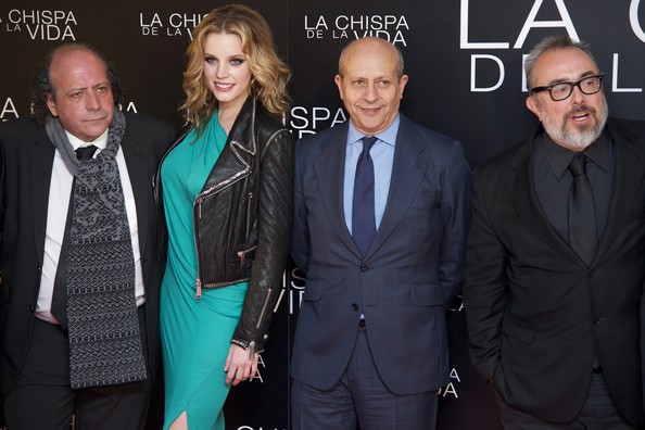 """The Spark Of Life"" Premiere In Madrid"