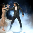 Manuela Arcuri 'Ballando Con Le Stelle (Dancing With The Stars)' TV Show