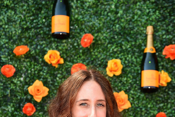 Mara Hoffman The Eighth-Annual Veuve Clicquot Polo Classic - Red Carpet Arrivals