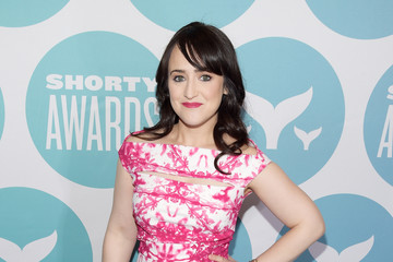 Mara Wilson The 9th Annual Shorty Awards - Teal Carpet Arrivals