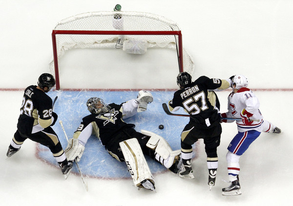 Montreal Canadiens v Pittsburgh Penguins []