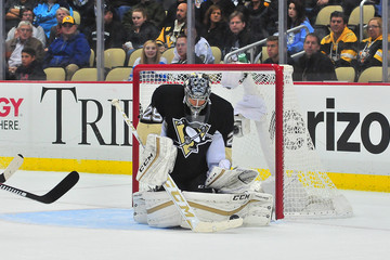 Marc-Andre Fleury Toronto Maple Leafs v Pittsburgh Penguins